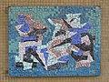 1100 Bergtaidingweg 17 Stg. 51 PAHO - Smaltenmosaik-Hauszeichen Abstrakte Komposition von Edda Mally IMG 7664.jpg