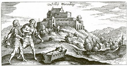 Wirtemberg, 1624: Birthplace of House Württemberg
