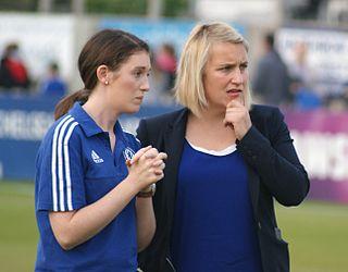 Emma Hayes English footballer