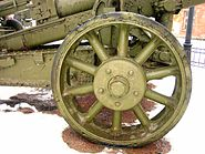 122mm m1931 gun Saint Petersburg 24