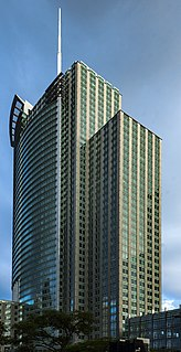 1250 René-Lévesque skyscraper in Montreal, Quebec, Canada