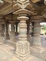 12th century Mahadeva temple, Itagi, Karnataka India - 80.jpg