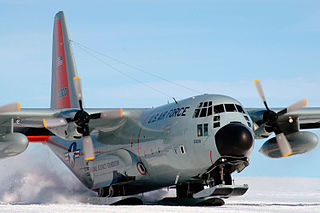 Unit of the NY Air National Guard assigned to provide Arctic and Antarctic airlift operations