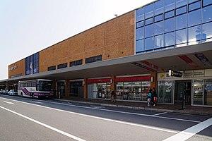 Miho-Yonago Airport - Yonago Airport Entrance