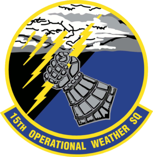 15th Operational Weather Squadron - Image: 15th Operational Weather Squadron