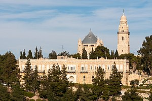 Abbey of the Dormition - Dormition Abbey