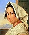 1835 Simonsen Bildnis einer jungen Italienerin anagoria.JPG