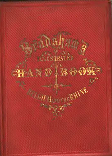 <i>Bradshaws Guide</i> series of railway timetables and travel guide books