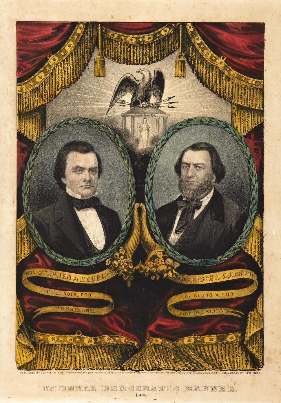 1860NorthernDemocraticPartyPoster
