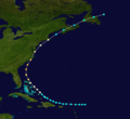 1879 Atlantic hurricane 2 track.png