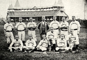 1888 Indianapolis Hoosiers season - Image: 1888 Indianapolis Hoosiers