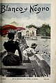 1899-08-19, Blanco y Negro, En el estanque del Retiro, Huertas.jpg