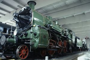 Royal Bavarian State Railways - The Bavarian Class S 3/6 Locomotive