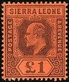 1903ca 1£ Sierra Leone unused Yv61 SG85.jpg