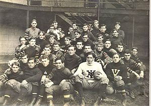 1905 VMI Keydets football team - Image: 1905 VMI Keydets football team