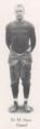1916 Pitt guard Dale Sies.png