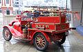 1919 fire engine outside Te Papa (275920276).jpg
