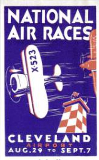 National Air Races - Image: 1931 National Air Race