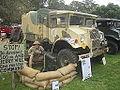 1942 Chevrolet Bllitz C15A 4X4 Artillery Tractor (10603604096).jpg