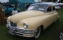 Packard Super Eight, שנת 1948
