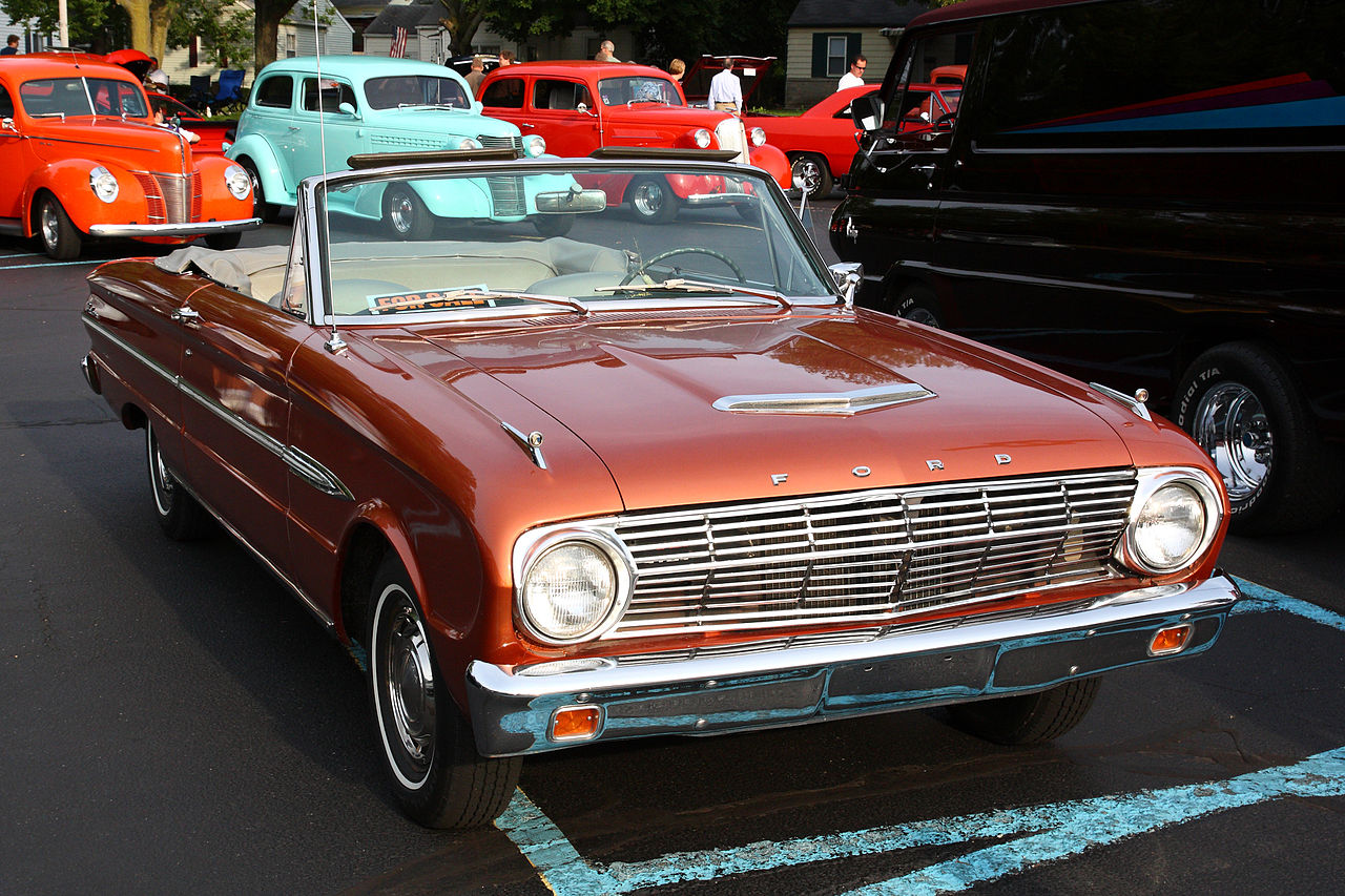 Ford Falcon   Wikiwand