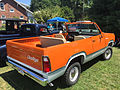 1974 Dodge Ramcharger topless SUV at 2015 Macungie show 2of2.jpg
