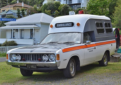 1978 Vk Valiant Ambulance (15545689355)