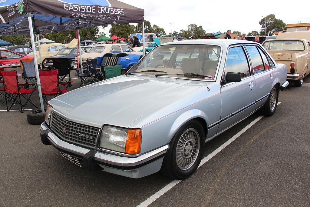 1980-81 VC Commodore SLE-