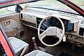 1989 Hyundai Excel GL Interior (RHD).jpg