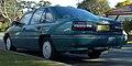 1993 Toyota Lexcen (T2) CSi sedan (2008-08-08).jpg