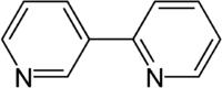 Strukturformel von 2,3′-Bipyridin