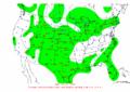 2002-10-23 24-hr Precipitation Map NOAA.png