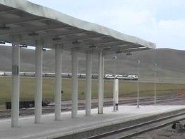 Peking-Lhasa-spoorlijn, Station Naqu