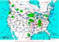 2007-03-01 Surface Weather Map NOAA.png