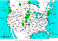 2007-06-13 Surface Weather Map NOAA.png