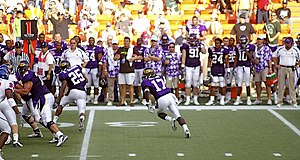 Dwayne Harris - Harris in the 2007 Hawaii Bowl