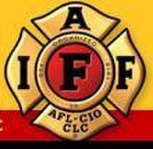 Saint Florian - Image: 2007 IAFF