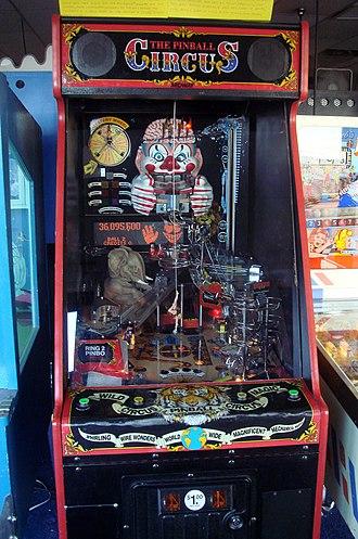 Pinball Hall of Fame - Image: 20080405 Vegas 004 Pinball HOF05