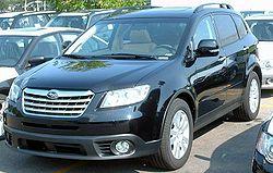 Acura Manhattan on Subaru Tribeca   Wikipedia