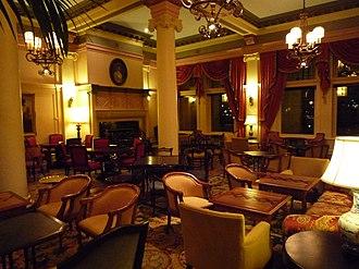 The Empress (hotel) - Image: 2009 0605 Afternoon Tea Room Empress