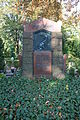 2009-10-20 Bonn Burgfriedhof Godesberg Grabstaette Roosen-Runge.JPG