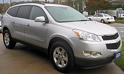 Chevrolet Traverse (seit 2008)
