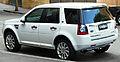 2010-2011 Land Rover Freelander 2 (LF) XS Si6 wagon (2011-10-31) 02.jpg