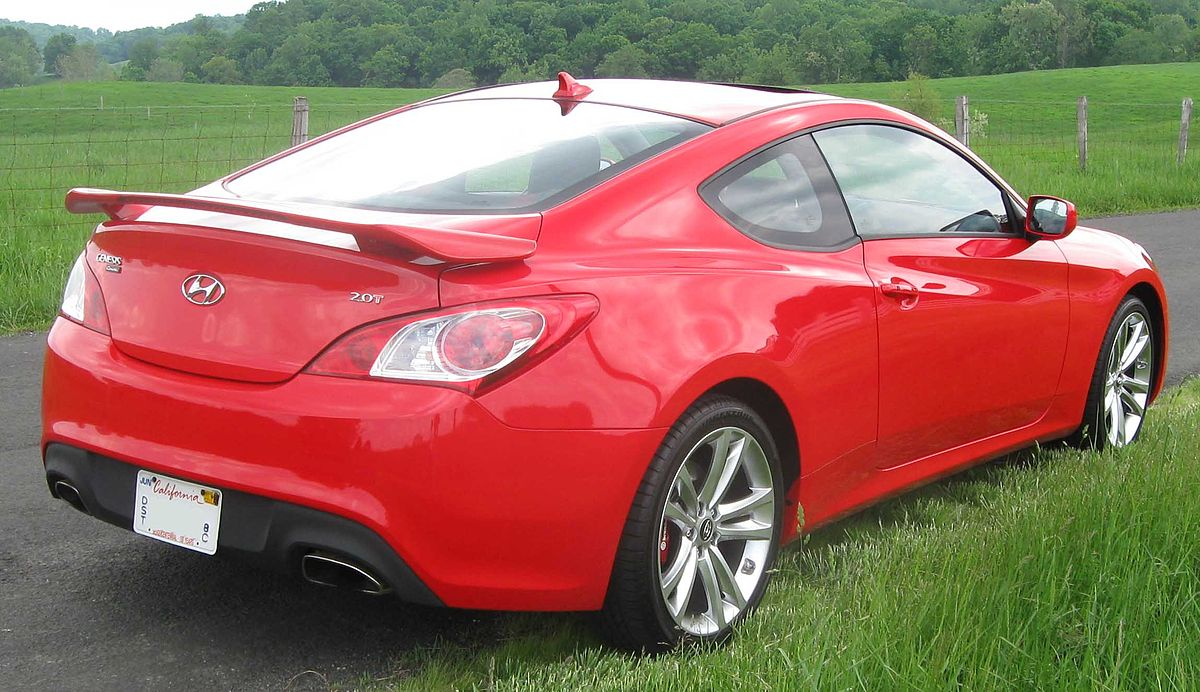 Hyundai Genesis Coup 233 Wikipedia