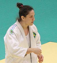 2010 World Judo Championships - Mayra Aguiar (cropped).JPG
