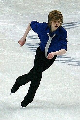 Kevin Reynolds (figure skater) - Reynolds at the 2011 World Figure Skating Championships
