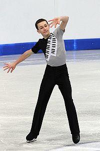 2012 World Junior FS Petr Coufal2.jpg