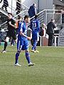 2013-03-03 Match Brest-OL - Lovren.JPG