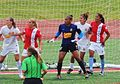 2013-07-04 Redstars v Flash AdriannaFranch corner.jpg