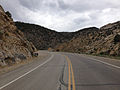 2014-08-11 10 18 01 View west along U.S. Route 50 about 65.8 miles east of the Eureka County line near Ely, Nevada.JPG